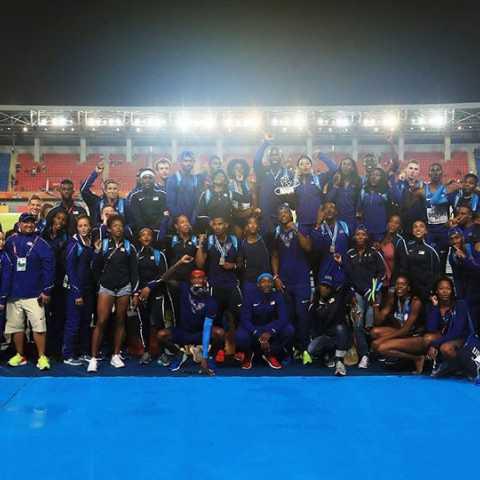 USA wins Golden Baton at IAAF World Relays