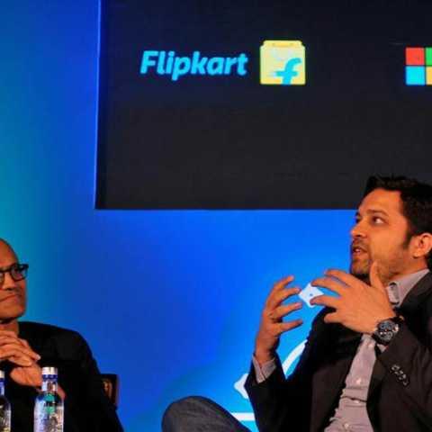 Microsoft forges cloud partnership with Flipkart to take on Amazon's AWS