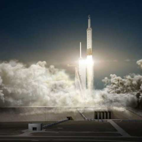 SpaceX plans to send two people around the Moon in late 2018