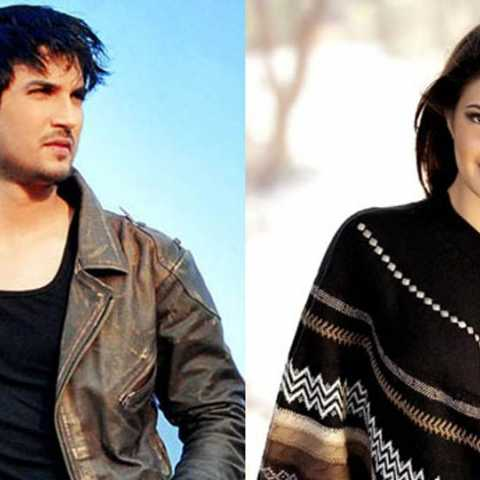 "Sushant and Jacqueline ""in drive''"