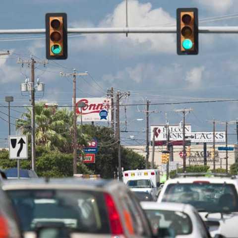 Nilesh Mate Article about traffic