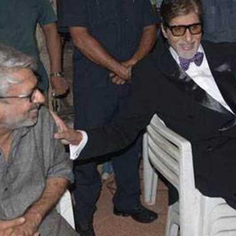 Amitabh Bachchan meets Sanjay Leela Bhansali