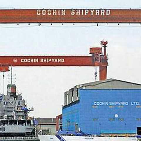 Cochin Shipyard to raise Rs 1,400-1,500 crore through IPO