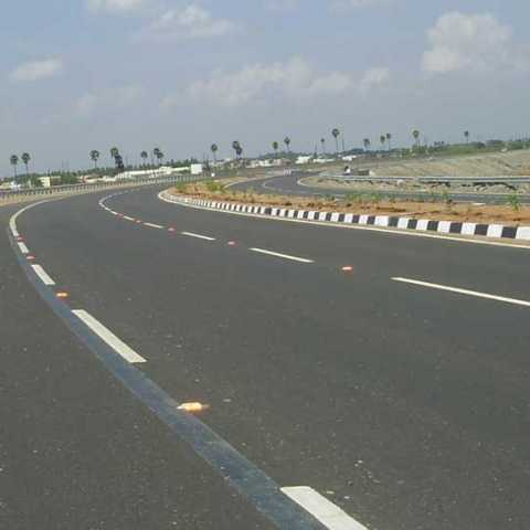 road development in jalgaon